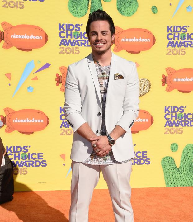 Nickelodeon's Kids' Choice Awards 2015 | Caspar Smart