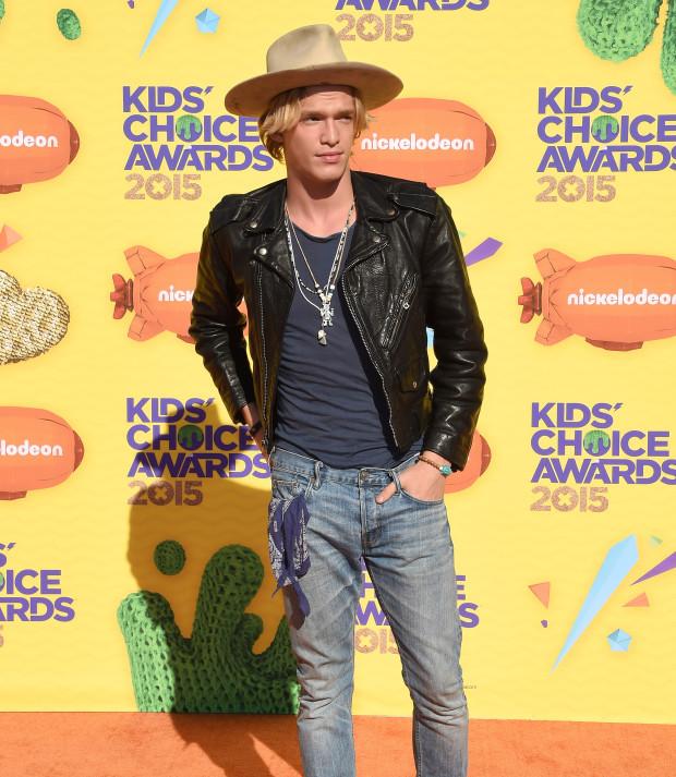 Nickelodeon's Kids' Choice Awards 2015 | Cody Simpson