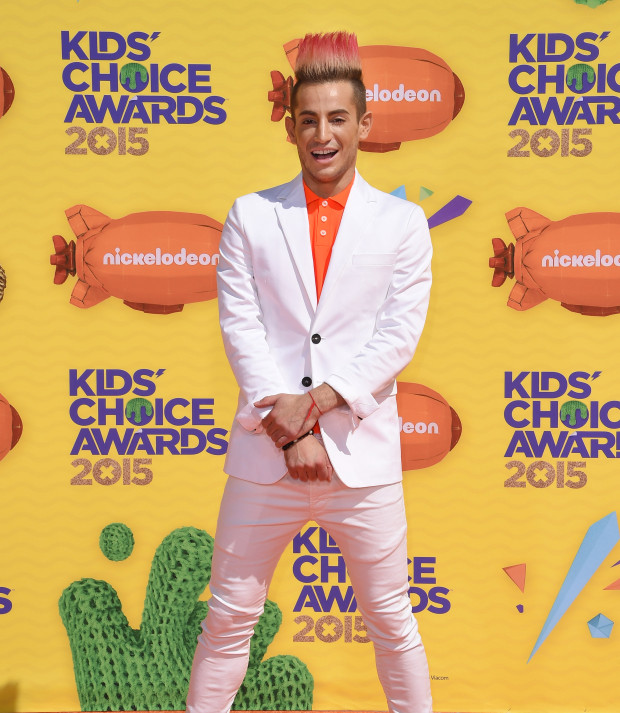 Nickelodeon's Kids' Choice Awards 2015 | Frankie Grande