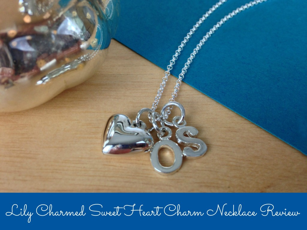 Lily Charmed Sweet Heart Charm Necklace Review