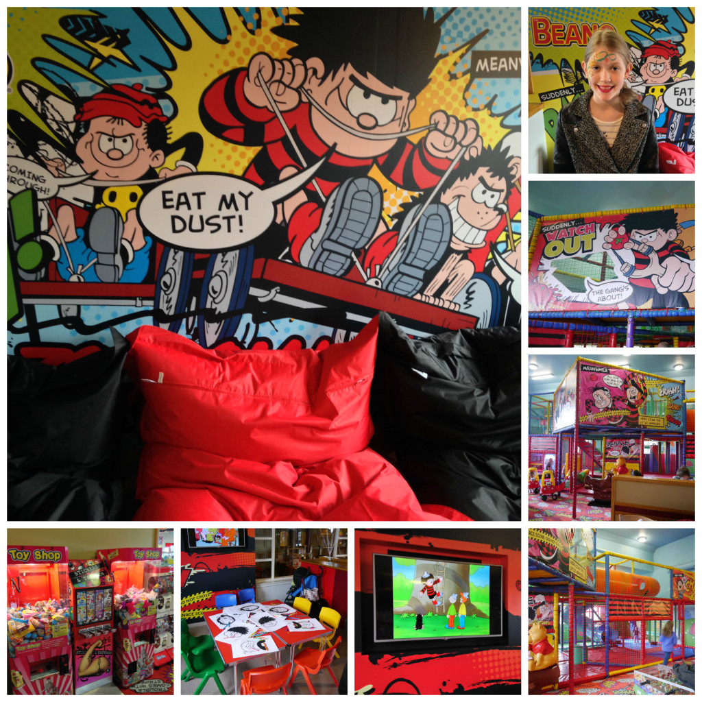 Play at Brewers Fayre - Castlewood South Normanton Decor