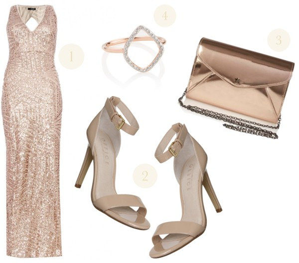 Gold Prom Outfit Idea - With love from Lou d3753b893