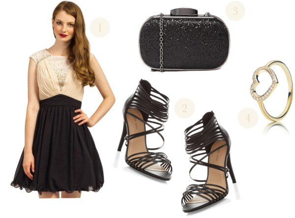 Prom Outfit Idea featuring a Little Mistress Dress - With love from Lou 43e20499d