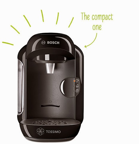 Tassimo Vivy Compact Coffee Machine