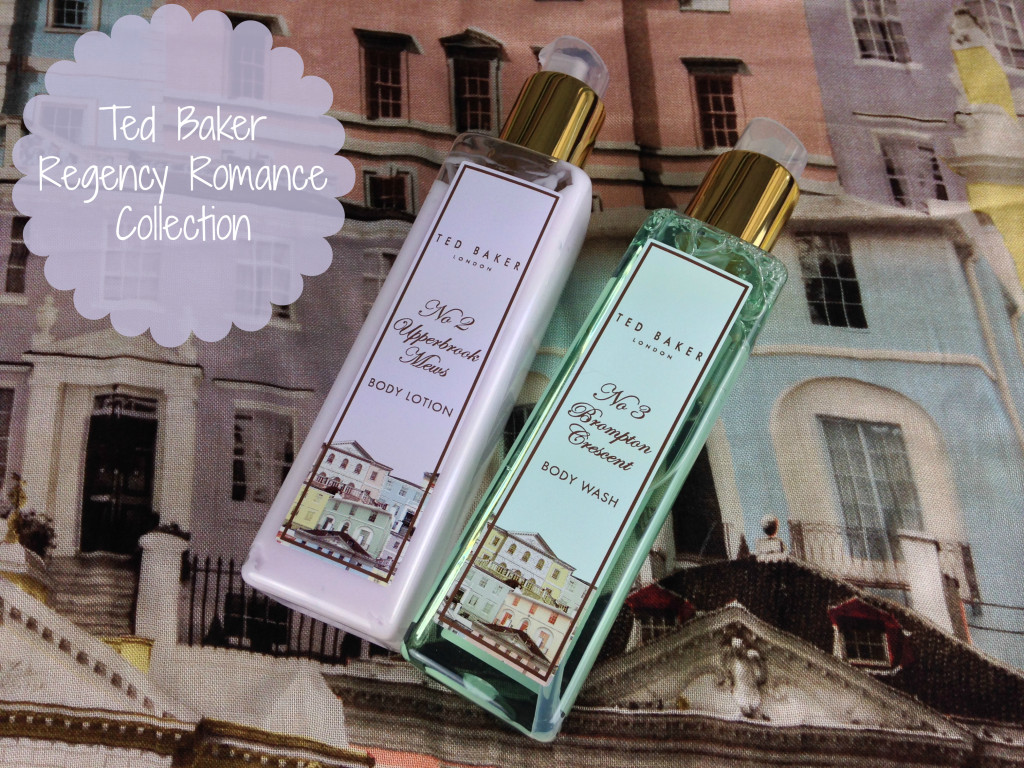 Ted Baker Regency Romance Collection