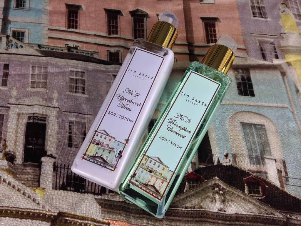Ted Baker Regency Romance Body Lotion & Body Wash