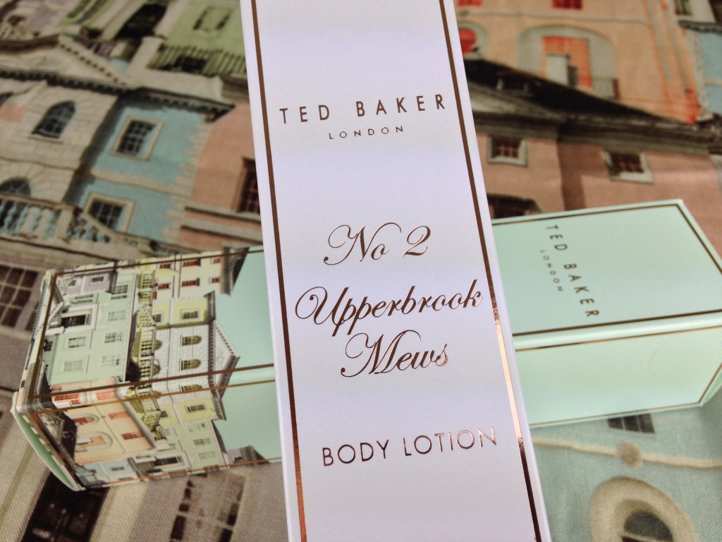 Ted Baker No. 2 Upperbrook Mews Body Lotion