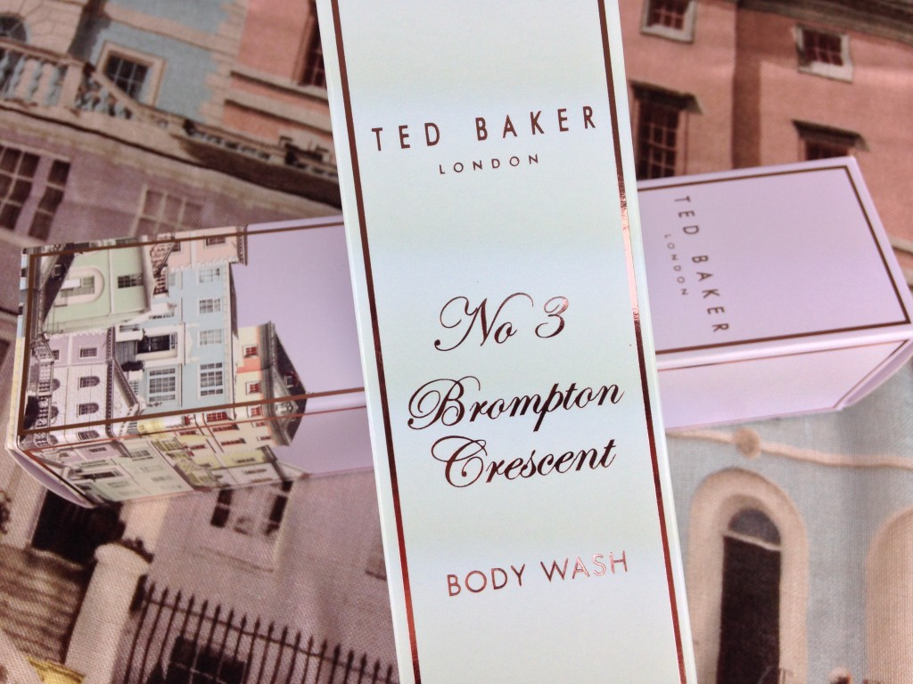 Ted Baker No. 3 Brompton Crescent Body Wash