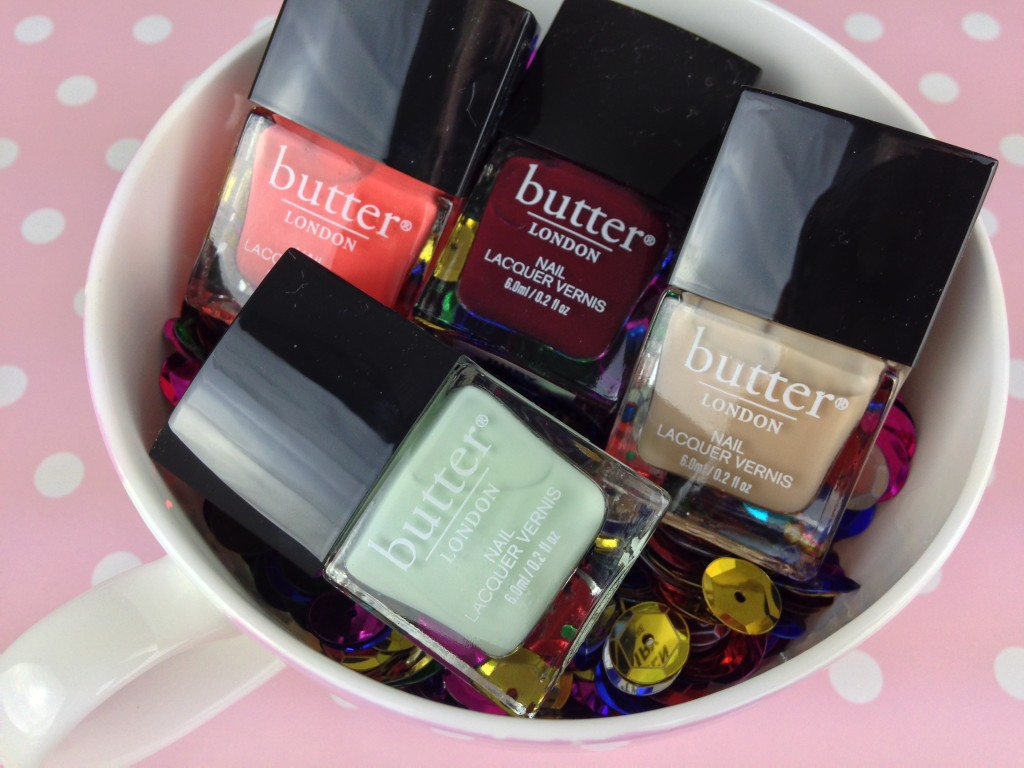 High Tea Collection Nail Lacquers