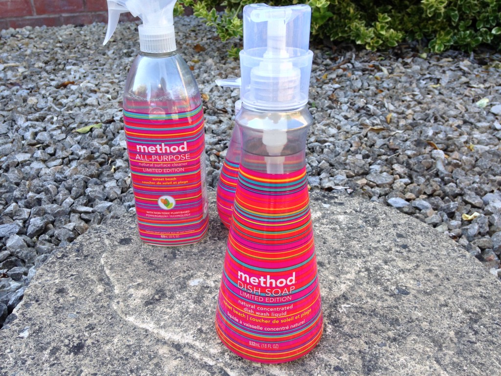 Method Limited Edition Sunset Beach Collection Dish Soap