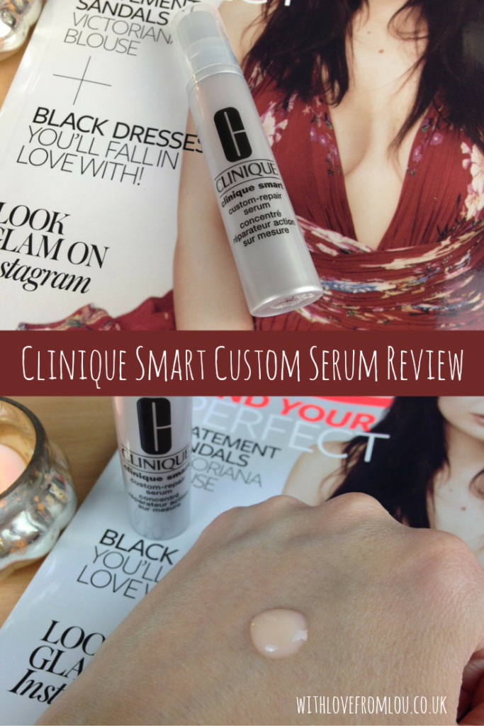 Clinique Smart Custom Serum Review