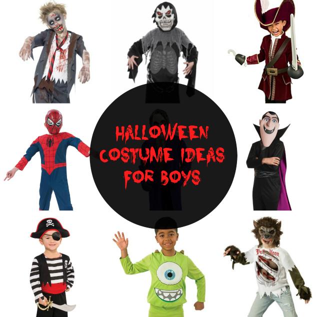 9 Halloween Costume Ideas for Boys
