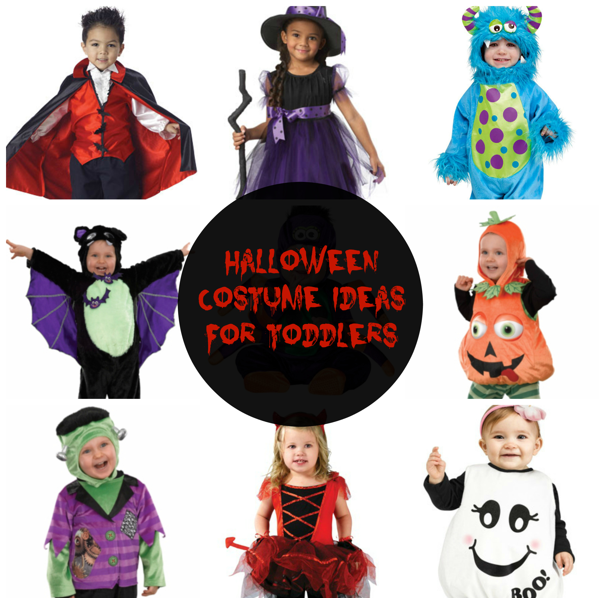 9 halloween costume ideas for toddlers - with love from lou