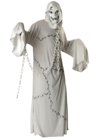 Cool Ghoul Halloween Costume