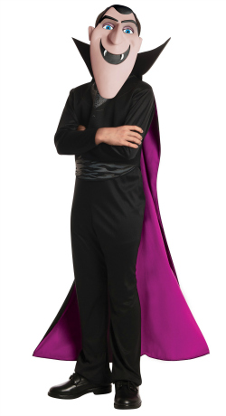 Dracula from Hotel Transylvania Halloween Costume for Boys