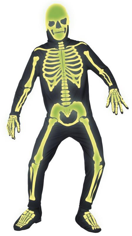 Graveyard Bones Halloween Costume