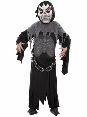 Grim Reaper Halloween Costume for Boys