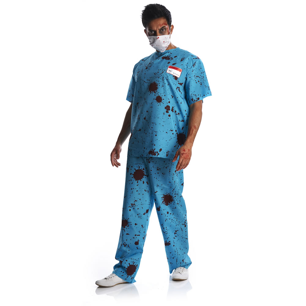 Scary Surgeon Halloween Costume