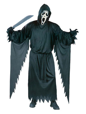 Scream Stalker Halloween Costume