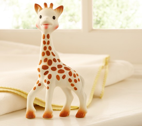 Sophie the Giraffe Teether - Baby Shower Gift Idea