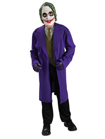 The Joker Halloween Costume for Boys