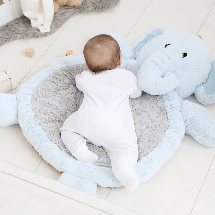Elephant Playmat - Baby Shower Gift Idea