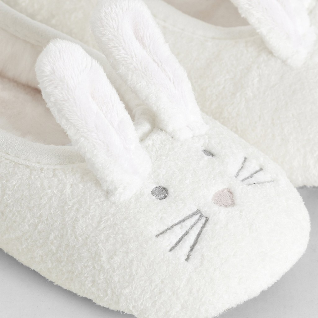 Bunny Slippers - The White Company