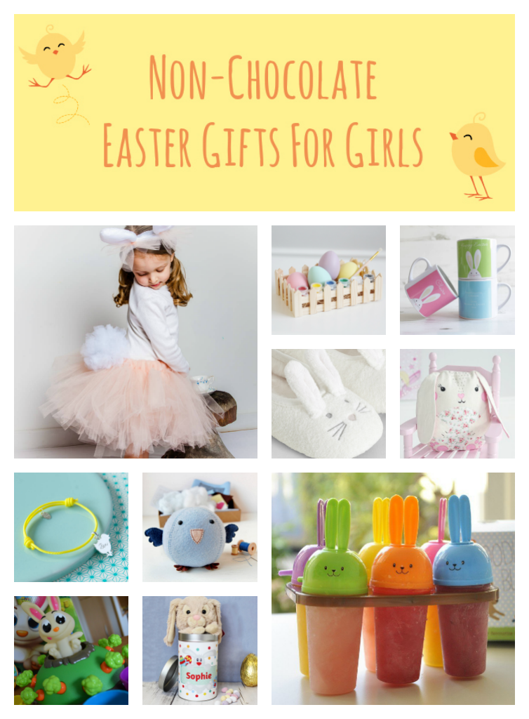Non-Chocolate Easter Gift Ideas for Girls