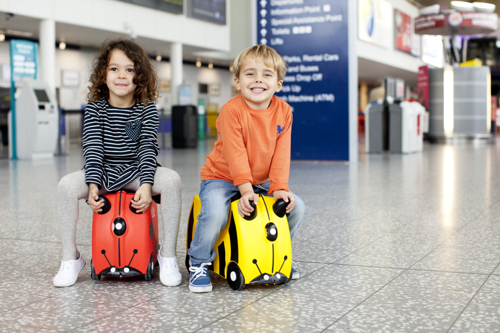 Ride on Animal Suitcase - Trunki