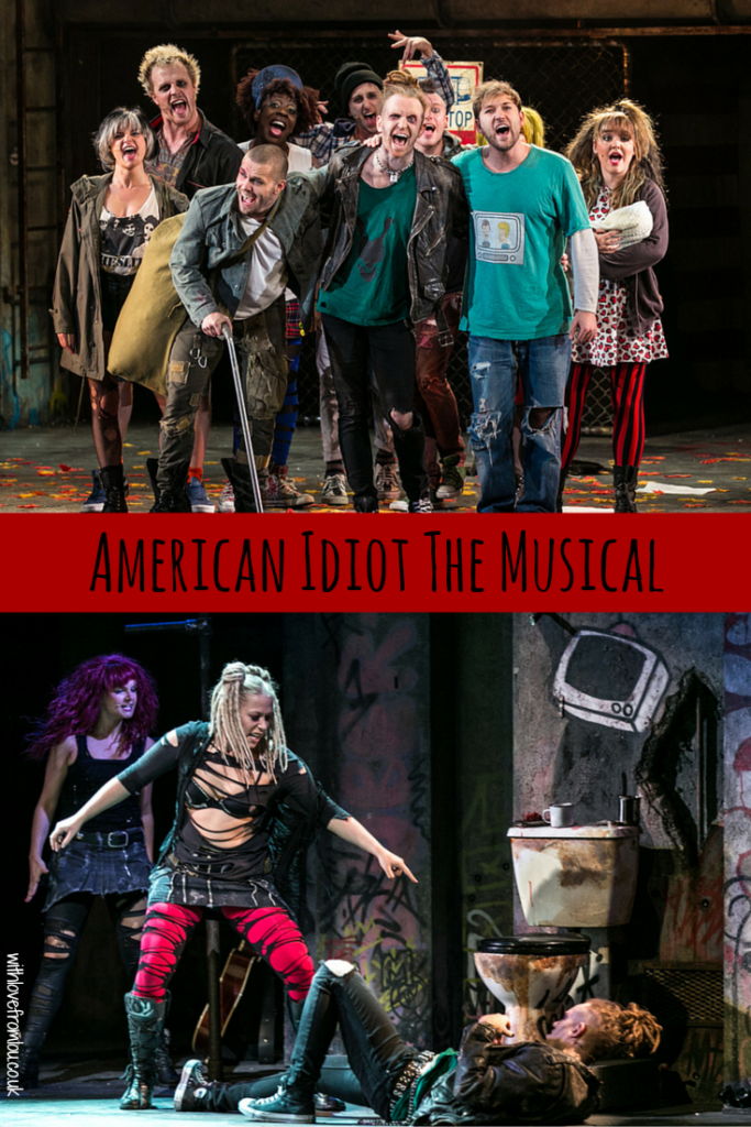 American Idiot the Musical (UK)