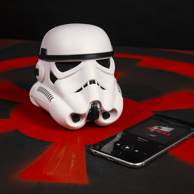 Stormtrooper Bluetooth Speaker - Find Me A Gift