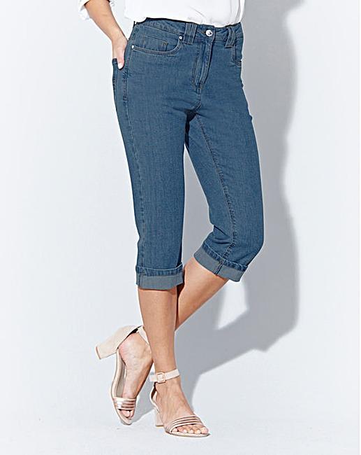 JD Williams Crop Jeans