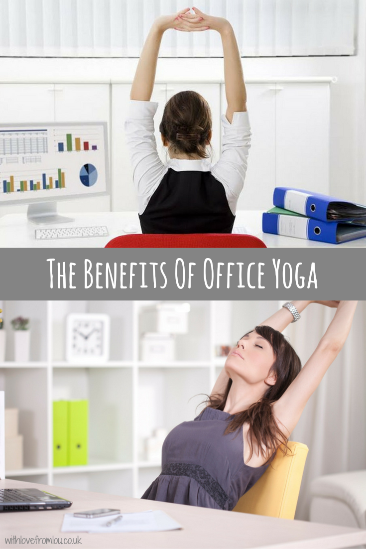 The Benefits of Office Yoga