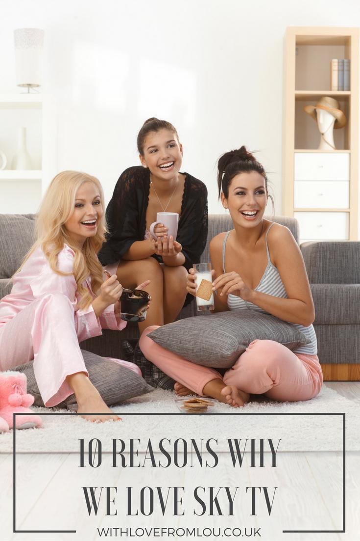10 Reasons Why We Love Sky TV