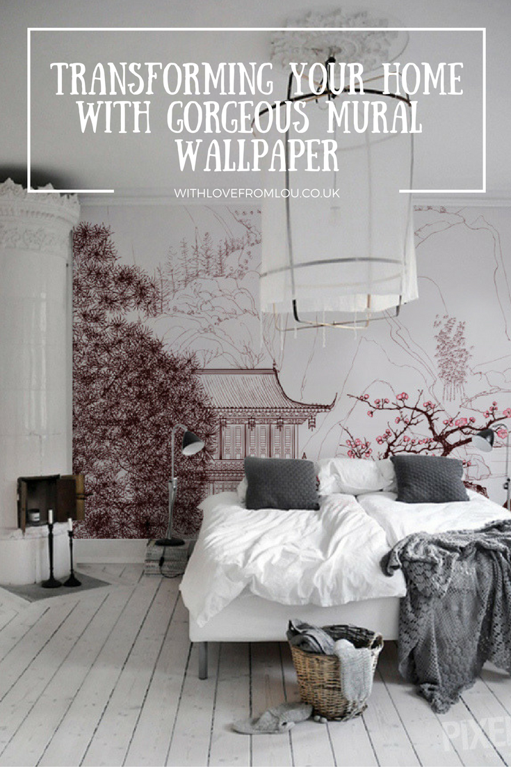 Transforming Your Home With Gorgeous Mural Wallpaper