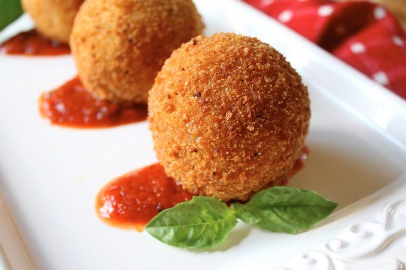 Arancini - Sicilian Cuisine