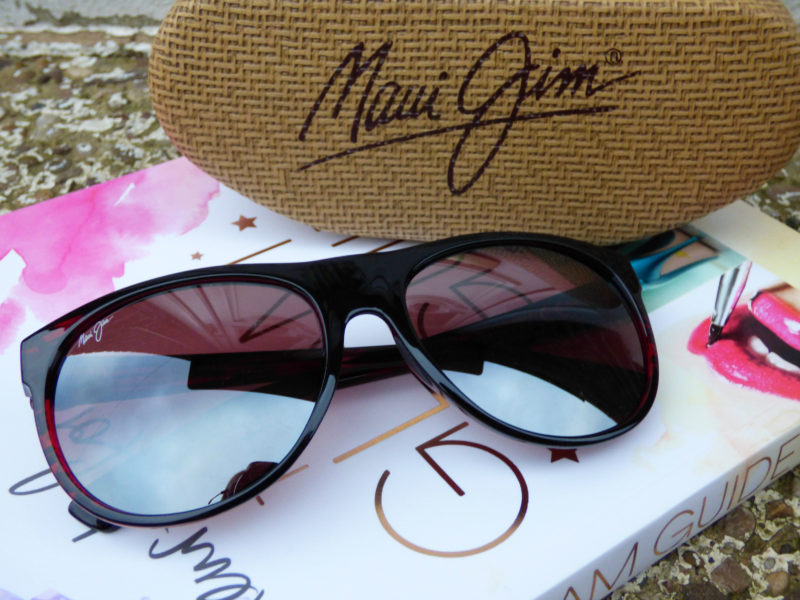 Maui Jim 'Rising Sun' Sunglasses