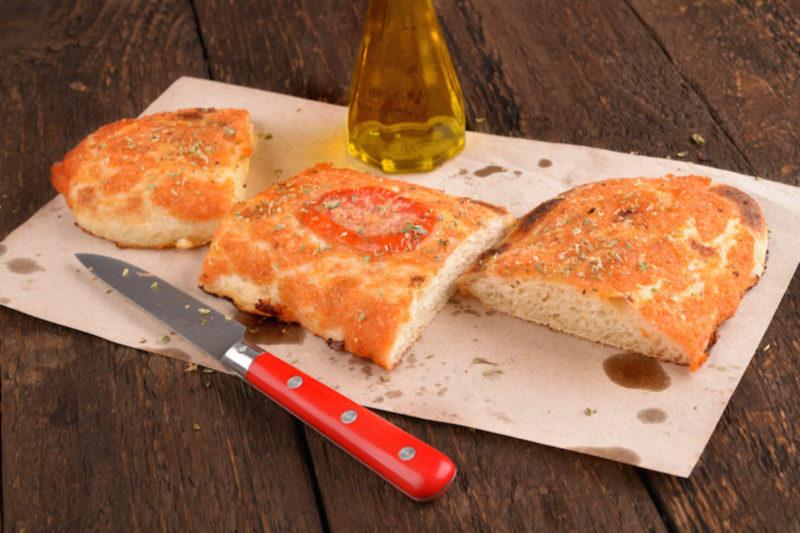 Sfincione- Sicilian Cuisine