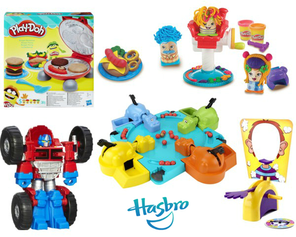 Our Favourite Hasbro Toys and Games