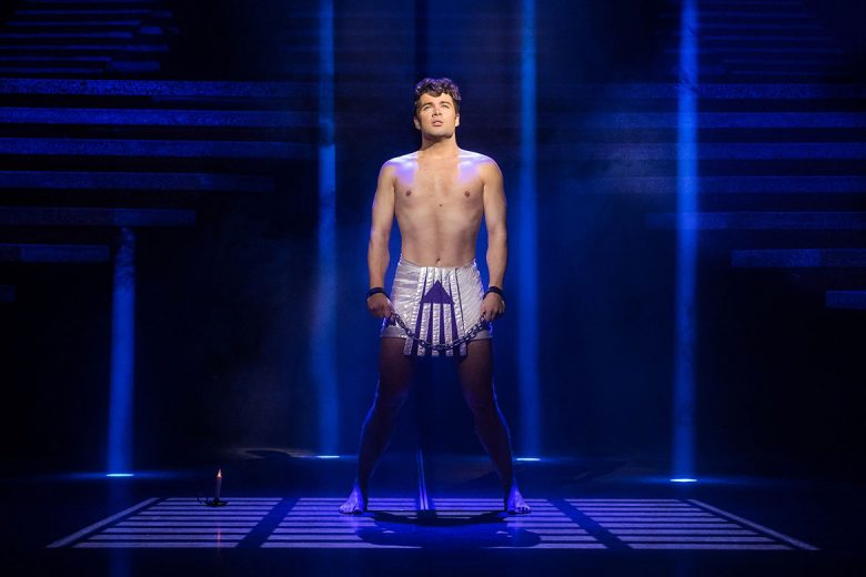 Joe McElderry as Joseph - Joseph UK Tour 2017