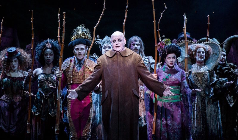 Uncle Fester and the Ancestors