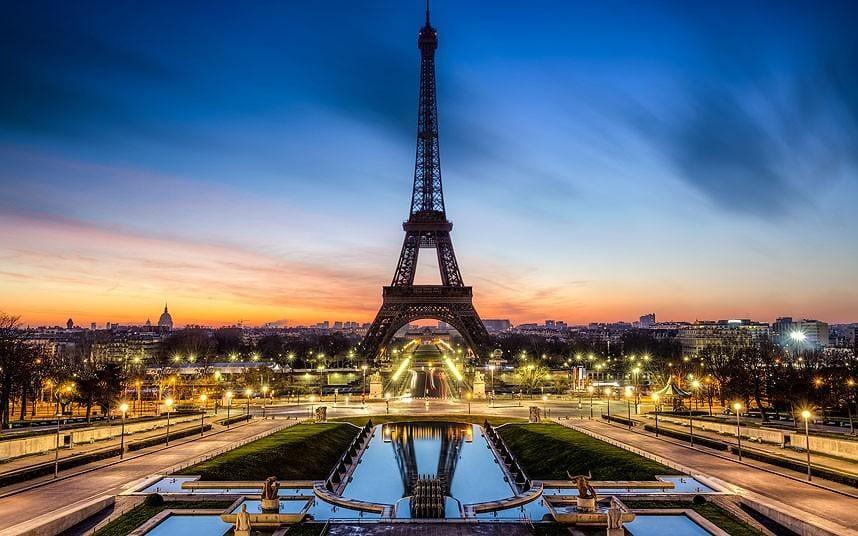 The Eiffel Tower | Paris
