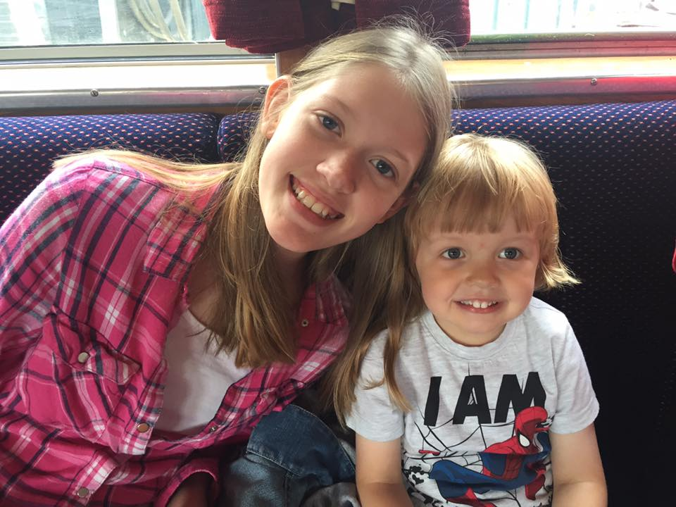 Stacey & Oscar