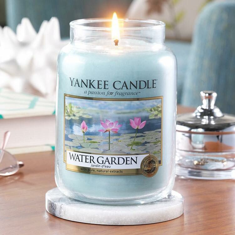 Water Garden Yankee Candle