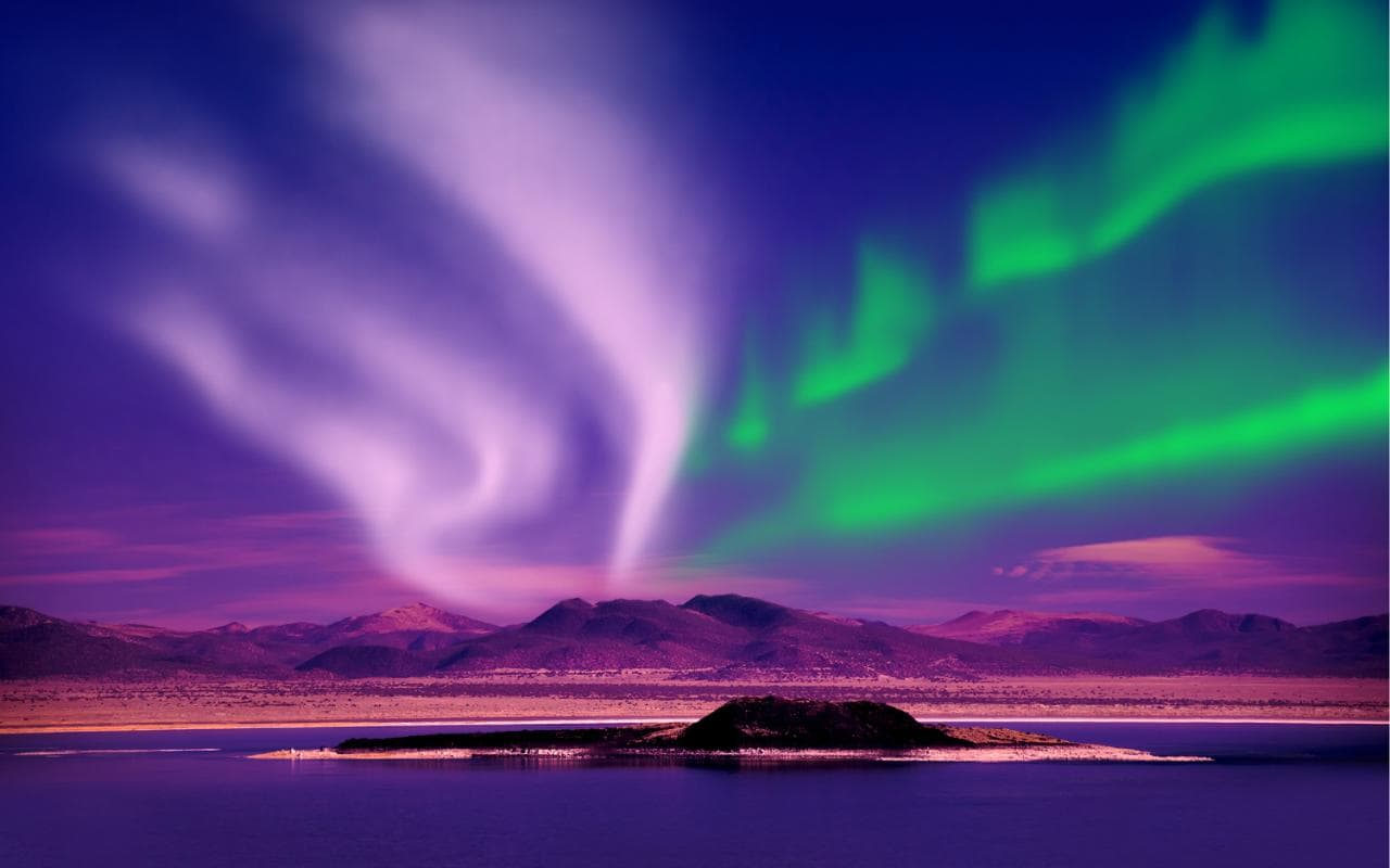 The Northern Lights | Iceland