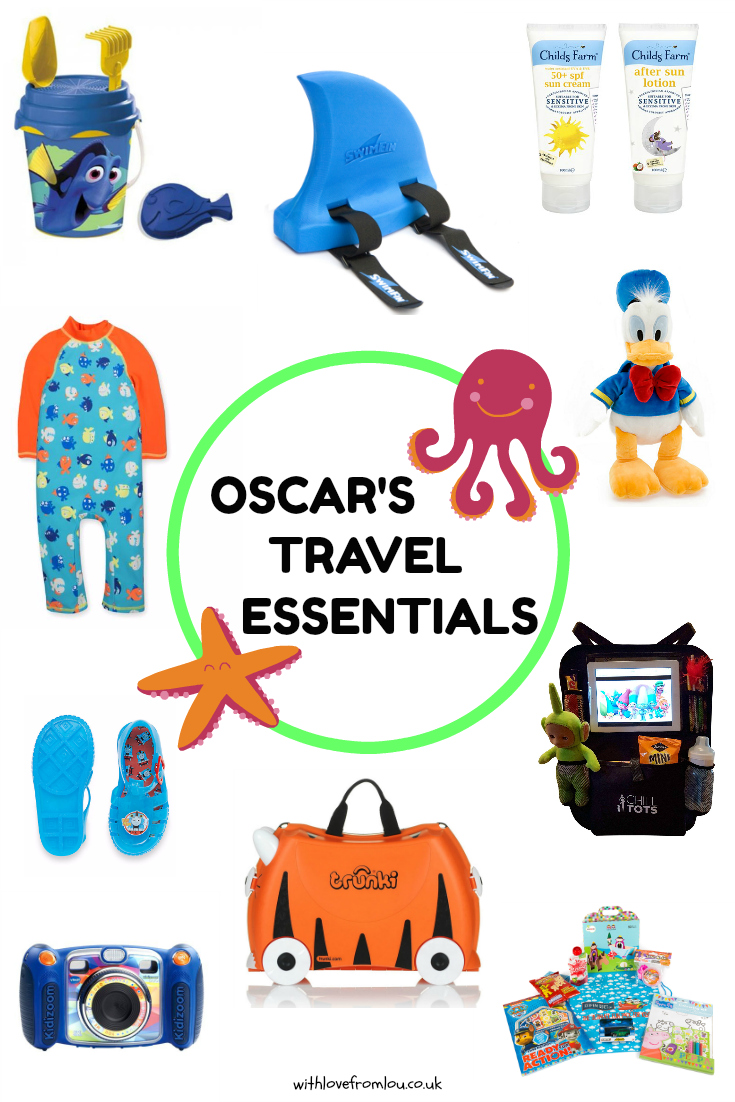 Oscar's Travel Essentials