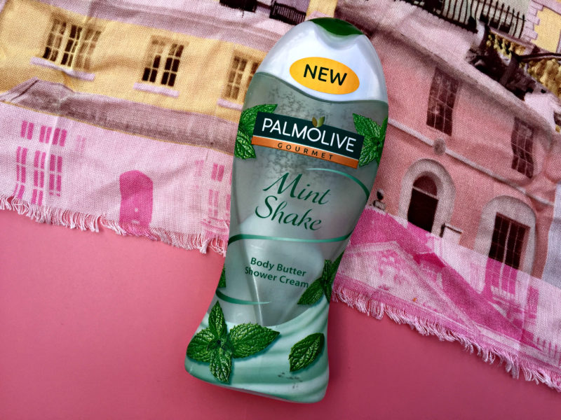 Palmolive Gourmet Mint Shake Shower Gel