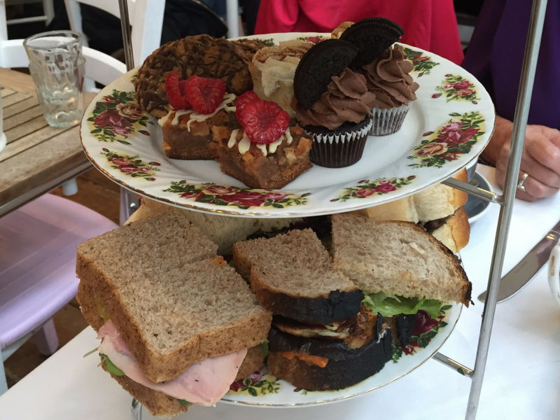 Afternoon Tea at The Pudding Pantry