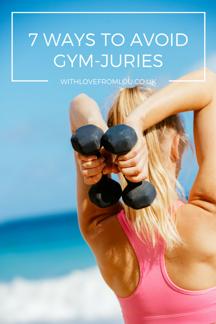 7 Ways to Avoid Gym-Juries