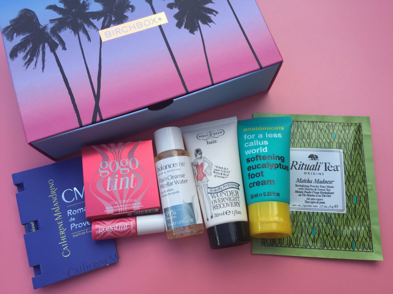 Birchbox | July 2017 Edition